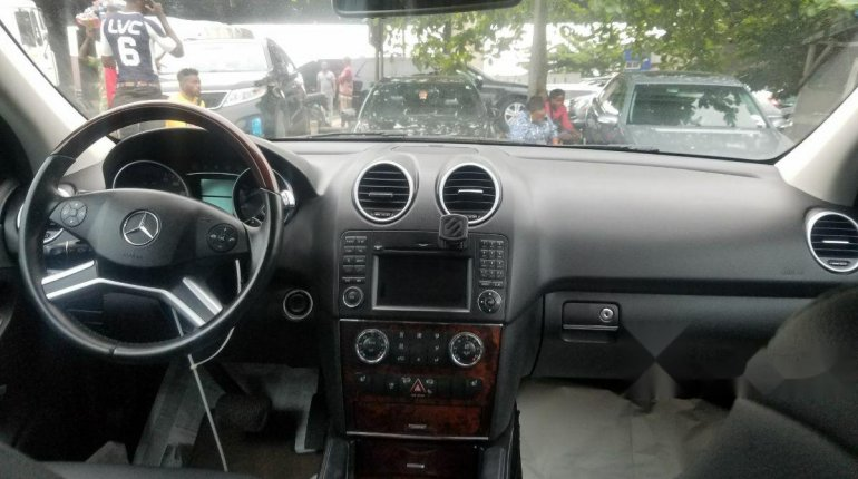 Foreign Used 2010 Mercedes-Benz ML350 for sale-5