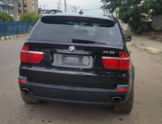 Foreign Used 2008 BMW X5 for sale in Lagos.-1