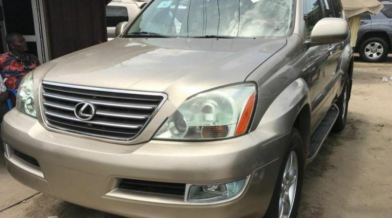 Clean Foreign Used 2006 Lexus GX for sale-0