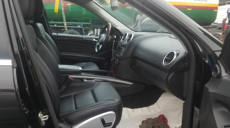 Foreign Used 2010 Mercedes-Benz ML350 for sale-4