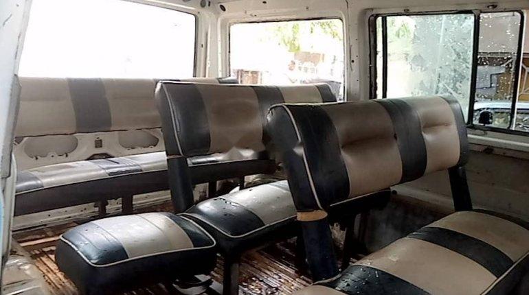 Very clean Nigeria used Volkswagen T4-4