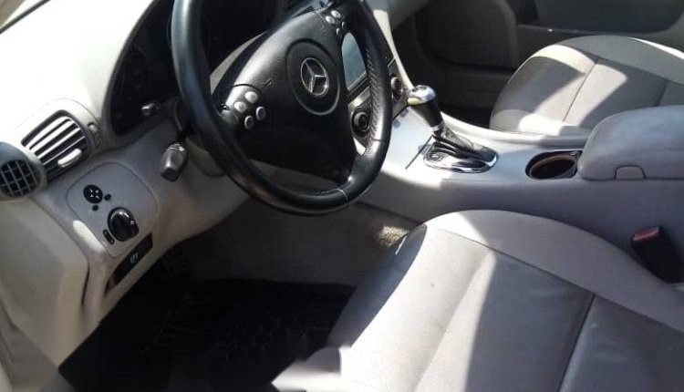 Foreign Used 2006 Mercedes-Benz C300 for sale-1