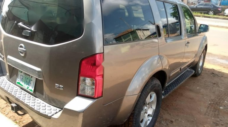 Clean Naija Used Nissan Pathfinder 2005 Model for sale-0