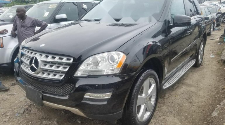 Foreign Used 2010 Mercedes-Benz ML350 for sale-7