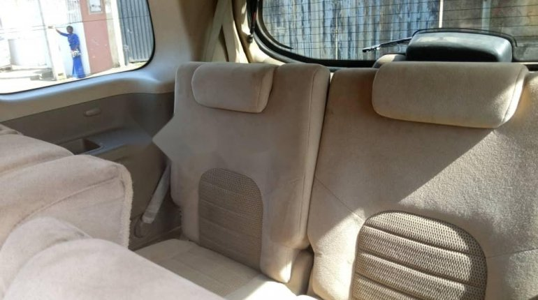 Clean Naija Used Nissan Pathfinder 2005 Model for sale-4