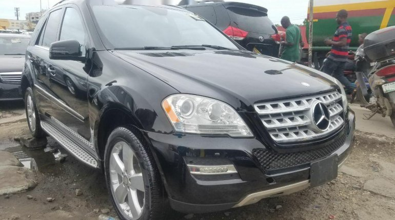 Foreign Used 2010 Mercedes-Benz ML350 for sale-0