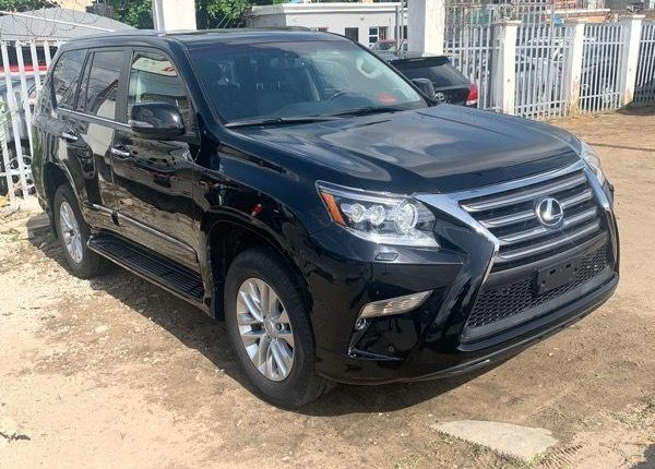 Foreign Used 2018 Black Lexus GX for sale in Lagos. -2