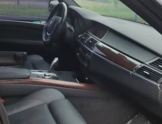 Foreign Used 2008 BMW X5 for sale in Lagos.-4