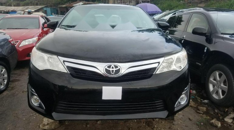 Super Clean Naija Used Toyota Camry 2013 Model for sale-0