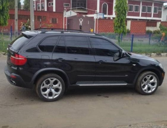 Foreign Used 2008 BMW X5 for sale in Lagos.-2