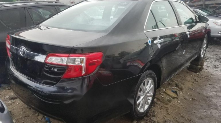 Super Clean Naija Used Toyota Camry 2013 Model for sale-7