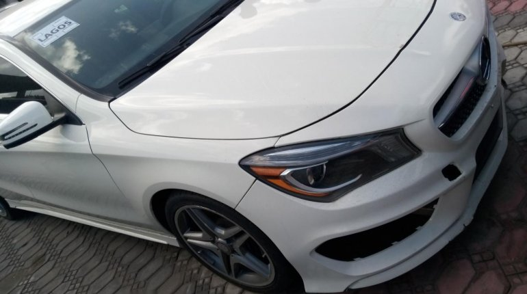 Sharp and neat Tokunbo Benz CLA 250, 2014 model-7