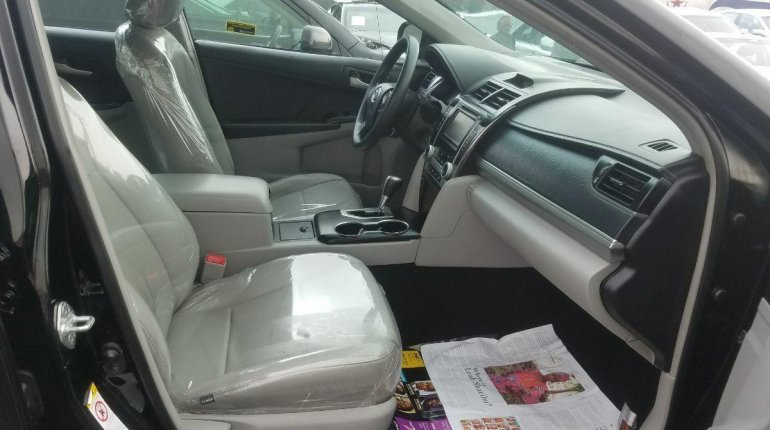 Super Clean Naija Used Toyota Camry 2013 Model for sale-5