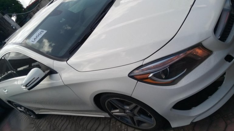 Sharp and neat Tokunbo Benz CLA 250, 2014 model-6