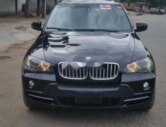 Foreign Used 2008 BMW X5 for sale in Lagos.-0