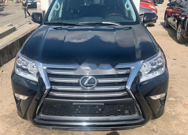 Foreign Used 2018 Black Lexus GX for sale in Lagos. -1