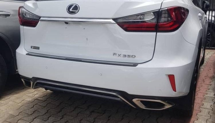 Foreign Used 2019 Lexus RX for sale-7