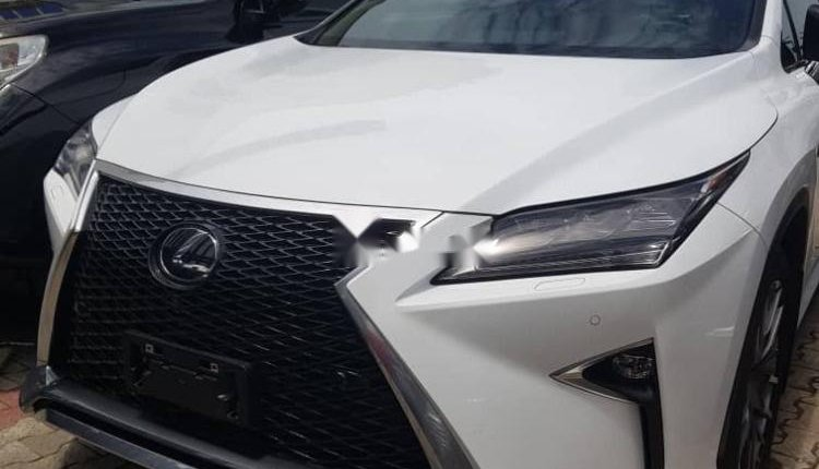 Foreign Used 2019 Lexus RX for sale-0