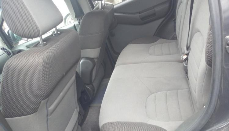 Foreign Used 2005 Grey Nissan Xterra for sale in Lagos. -2