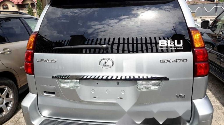 Foreign Used 2007 Lexus GX470 for sale-3