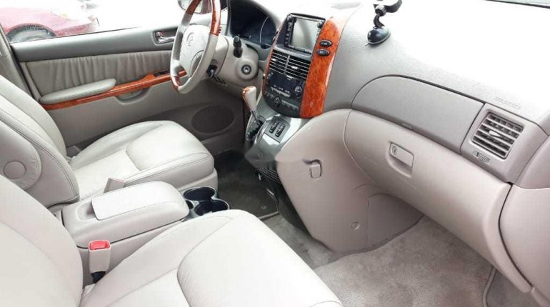 Foreign Used 2008 Toyota Sienna Limited XLE -6