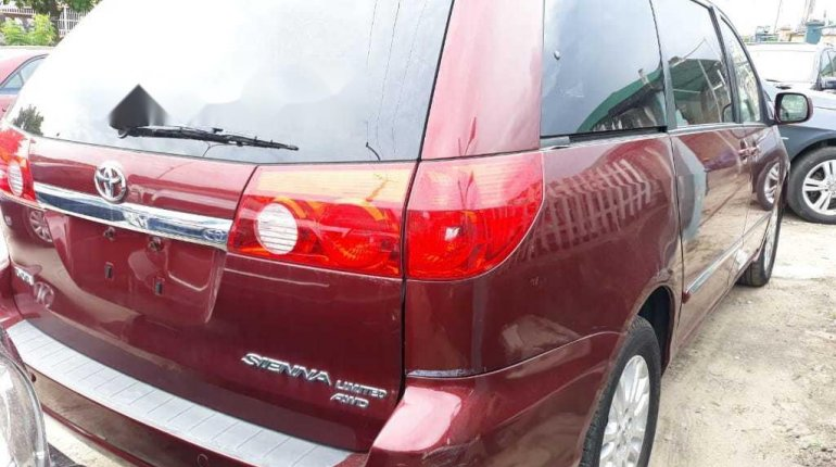 Foreign Used 2008 Toyota Sienna Limited XLE -9