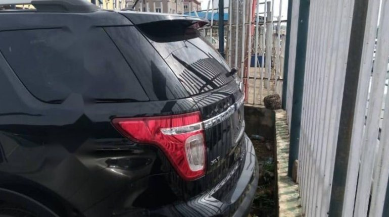 Tokunbo Ford Expedition 2008 Model -1
