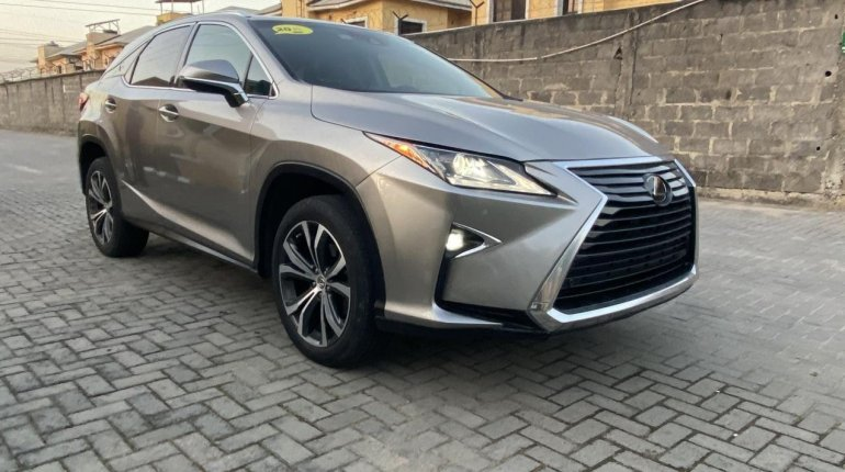 Foreign Used 2018 Lexus RX for sale in Lagos. -2