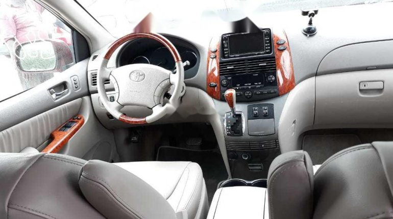 Foreign Used 2008 Toyota Sienna Limited XLE -1