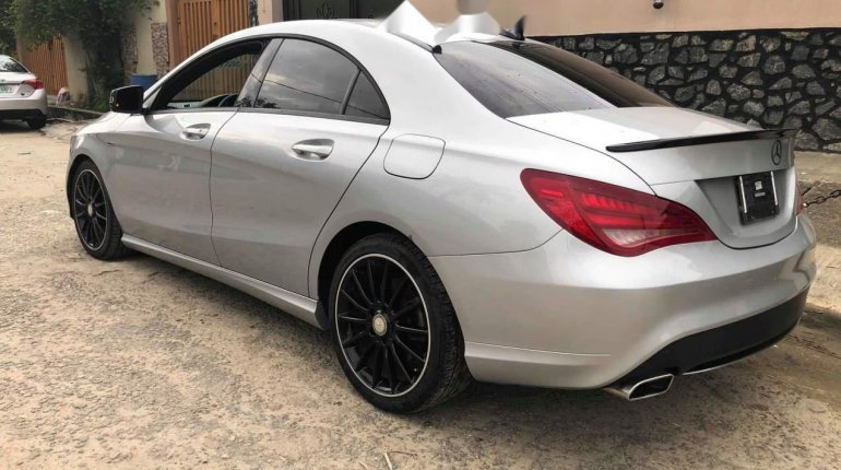 Foreign Used Mercedes-Benz CLA-Class 2015 Model-6