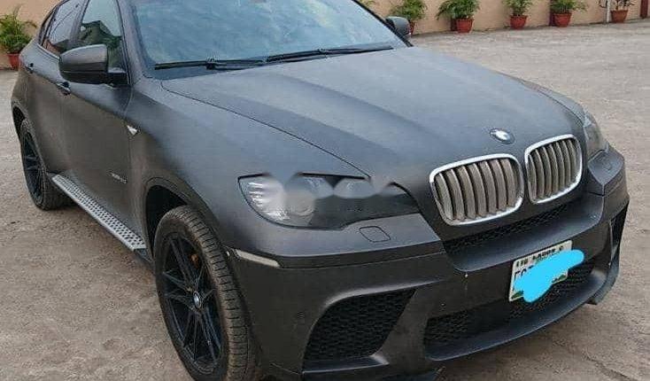 Clean Naija Used BMW X6 2011 Model-2