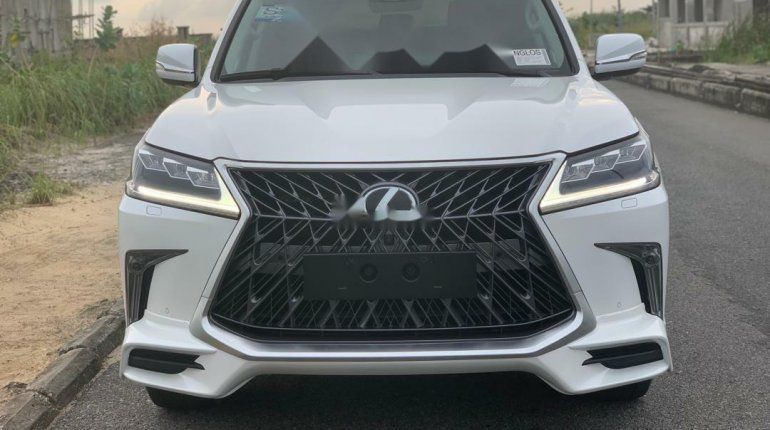 Super Clean Foreign Used 2016 Lexus 570 for sale in Lagos. -0