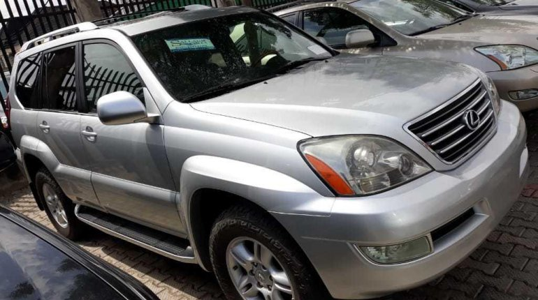 Foreign Used 2007 Lexus GX470 for sale-4