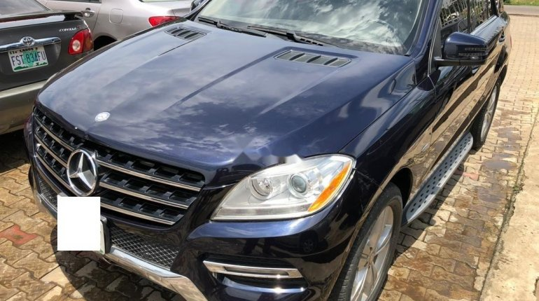 Naija Used 2013 Mercedes-Benz ML350 for sale-2