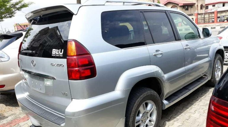 Foreign Used 2007 Lexus GX470 for sale-7