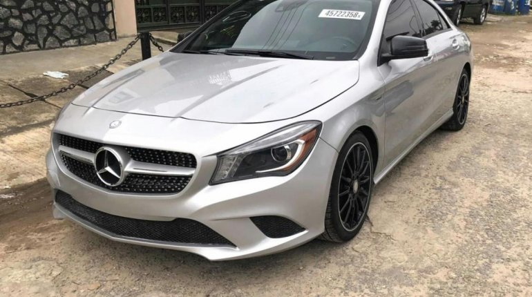Foreign Used Mercedes-Benz CLA-Class 2015 Model-7