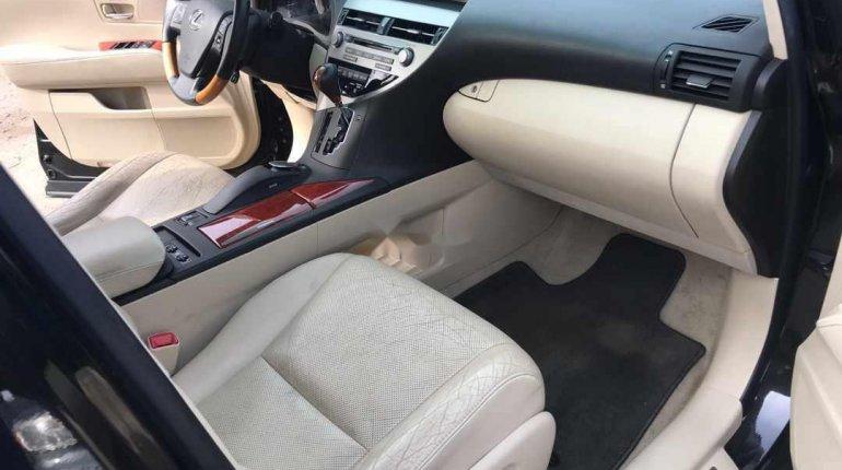Super Clean Naija Used Lexus RX 2011 Model-4