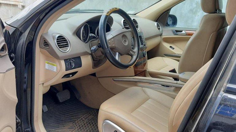 Tokunbo Mercedes-Benz ML350 2008 Model for sale-2