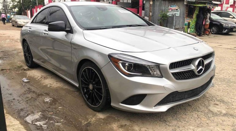 Foreign Used Mercedes-Benz CLA-Class 2015 Model-0