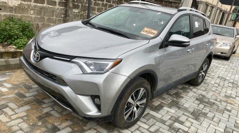 Foreign Used 2016 Model Toyota RAV4 for sale-0