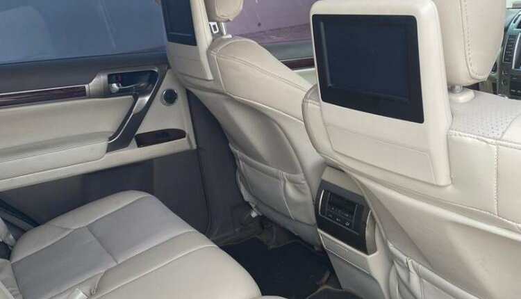 Super Clean Naija Used Lexus GX 2012-3