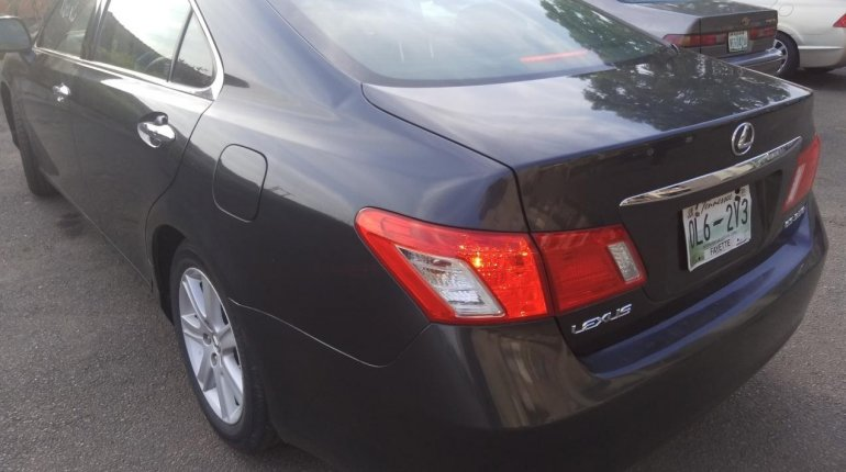 Direct Tokunbo Lexus ES 2008 Model-2