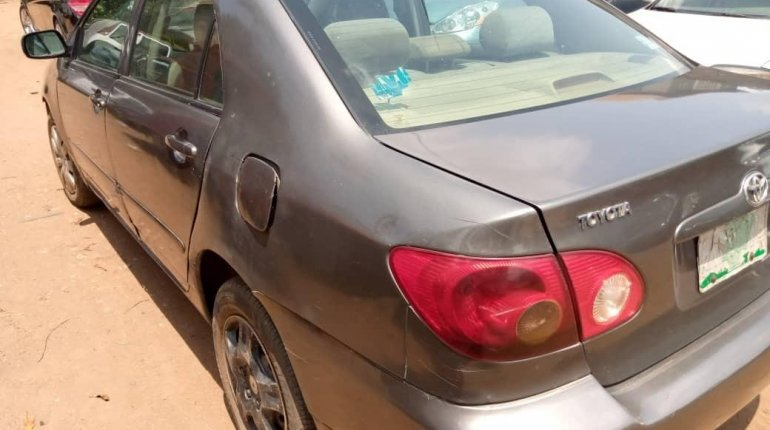 Tokunbo Used 2003 Toyota Corolla for sale-3