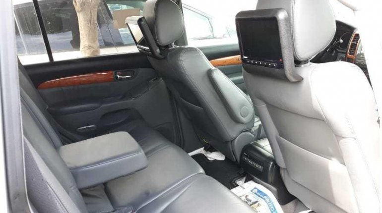 Foreign Used 2007 Lexus GX470 for sale-5