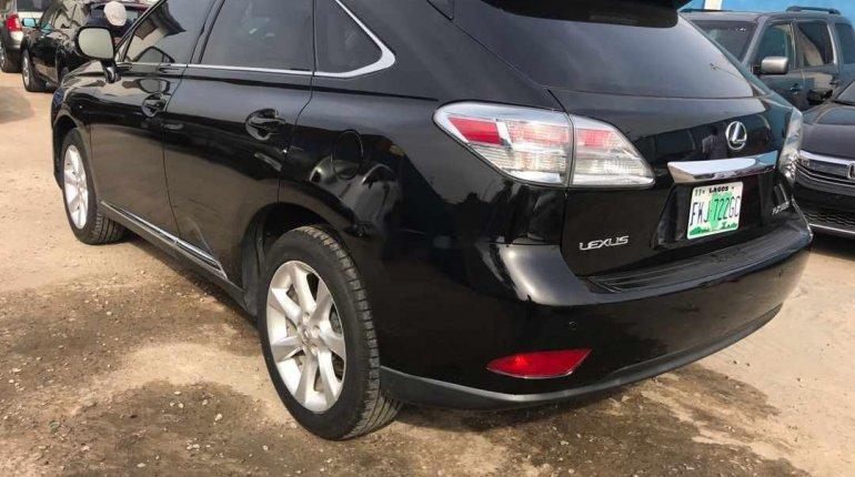 Super Clean Naija Used Lexus RX 2011 Model-2