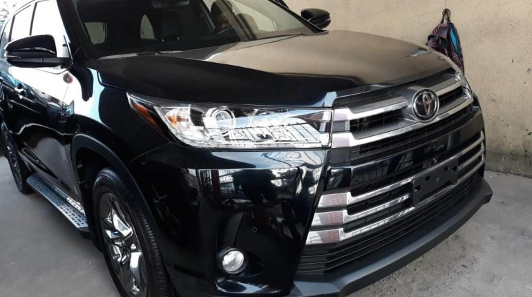 Super Clean Foreign Used 2018 Toyota Highlander LIMITED-0