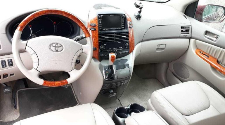 Foreign Used 2008 Toyota Sienna Limited XLE -8