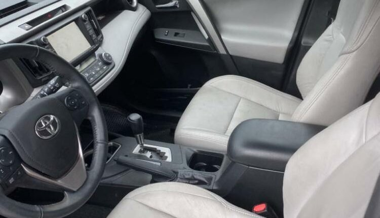 Foreign Used 2016 Model Toyota RAV4 for sale-2