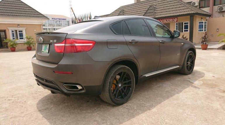 Clean Naija Used BMW X6 2011 Model-7
