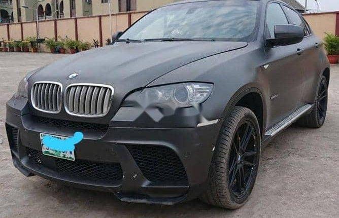 Clean Naija Used BMW X6 2011 Model-6